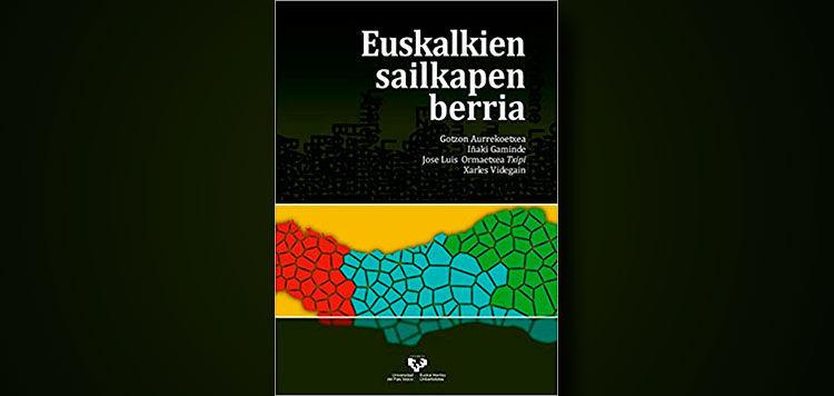 """""""Euskalkien sailkapen berria"""""""