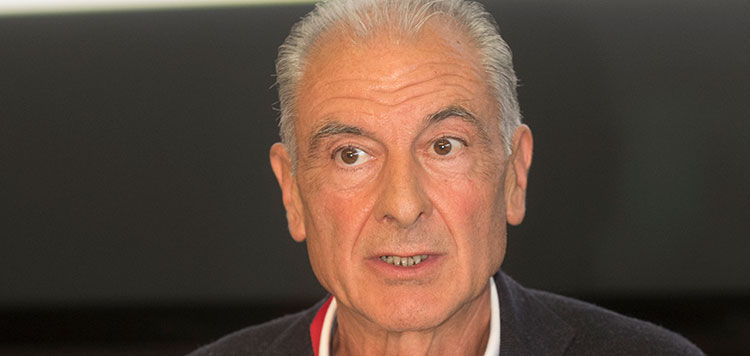 Iñaki Martínez de Luna, Garabideko lehendakari