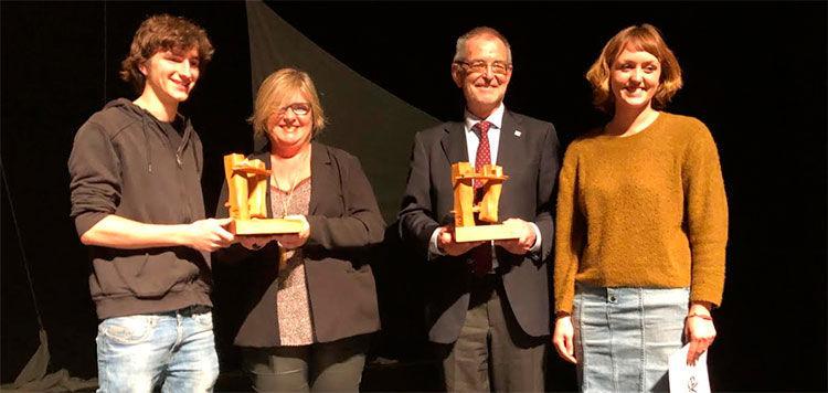 Ibilbideari Elkar Saria 2019 jaso du Eusko Ikaskuntzak