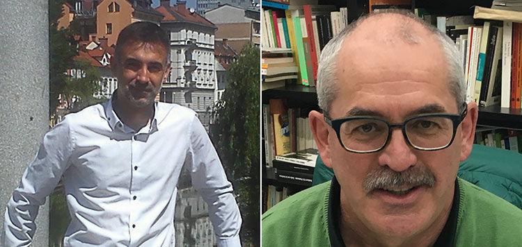 Urteko Galdera: Eduardo Ruiz Vieytez eta Xabier Aierdi