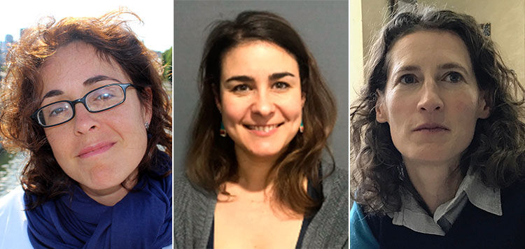 Urteko Galdera: hiru emakumeren begirada