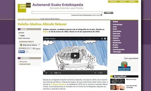 Auñamendi Eusko Entziklopedia