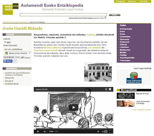 Auñamendi, 45 urte euskal kultura zabaltzen